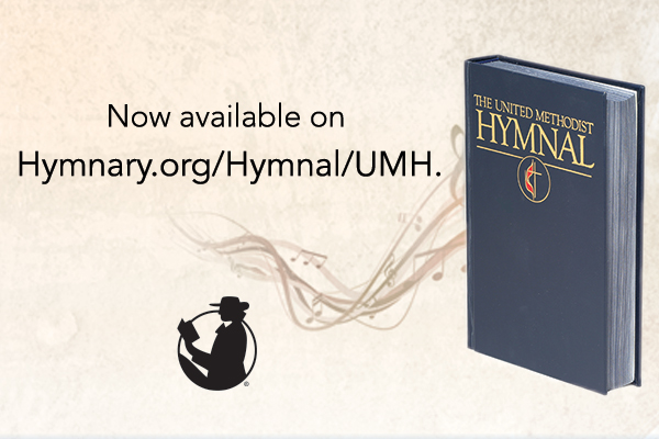 UM Hymnal available on hymnary.org/hymnal/UMH